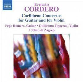 Cordero: Caribbean Concertos - Caribbean Concertos (CD)