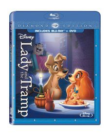 Lady and the Tramp (Diamond Edition)(Blu-ray & DVD Combo)