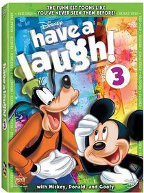 Mickey Have A Laugh - Volume 3 (DVD)