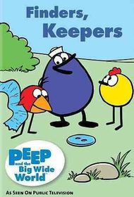 Peep and The Big Wide World:Finders K - (Region 1 Import DVD)