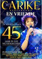 Keuzenkamp Carike - Carike Keuzenkamp & Vriende - 'n Viering Van 45 Jaar (DVD)