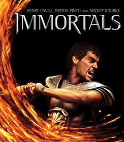Immortals (2011)(Blu-ray)