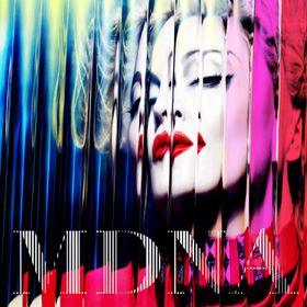 Musica Special Ed.-madonna - MDNA (Deluxe Version) (CD)