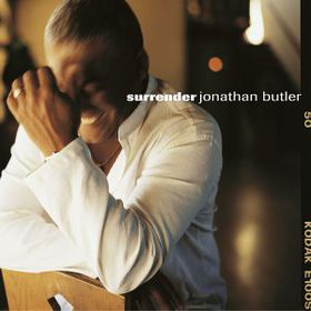 Jonathan Butler - Surrender (CD)