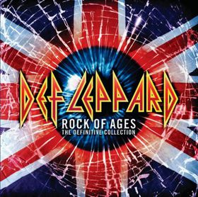 Def Leppard - Rock Of Ages: The Definitive Collection (CD)