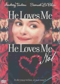 He Loves Me He Loves Me Not - (Region 1 Import DVD)