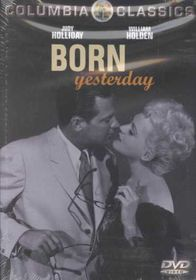 Born Yesterday - (Region 1 Import DVD)