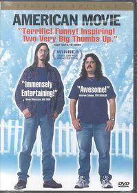 American Movie - (Region 1 Import DVD)