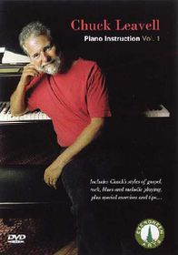 Piano Instruction Vol 1 - (Region 1 Import DVD)