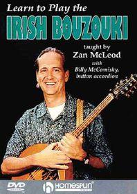 Learn to Play the Irish Bouzouki - (Region 1 Import DVD)