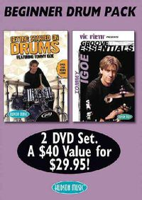 Tommy Igoe:Beginner Drum - (Region 1 Import DVD)