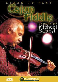 Learn to Play Cajun Fiddle - (Region 1 Import DVD)