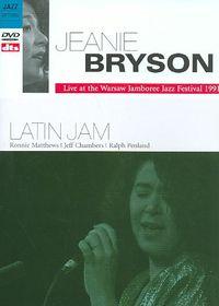 Jeanie Bryson:Latin Jam - (Region 1 Import DVD)