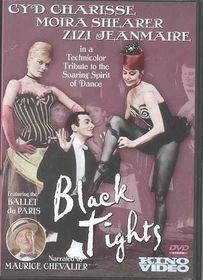 Black Tights - (Region 1 Import DVD)