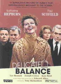 Delicate Balance - (Region 1 Import DVD)