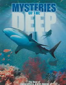 Mysteries Of The Deep: The Best Of Undersea Explorers - (Region 1 Import DVD)