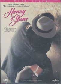 Henry & June - (Region 1 Import DVD)