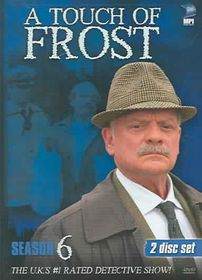 Touch of Frost Season 6 - (Region 1 Import DVD)