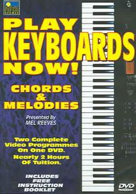 Play Keyboards Now - (Region 1 Import DVD)