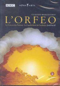 L'orfeo  (Monteverdi) - (Region 1 Import DVD)