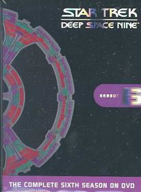 Star Trek:Deep Space Nine:Season 6 - (Region 1 Import DVD)
