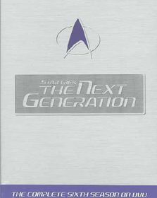 Star Trek: Next Generation Complete Sixth Season - (Region 1 Import DVD)