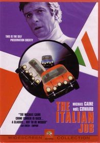The Italian Job (1969)(DVD)