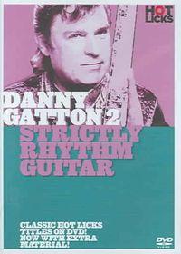 Danny Gatton:Strictly Rhythm Guitar - (Region 1 Import DVD)