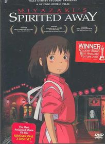 Spirited Away - (Region 1 Import DVD)