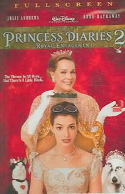 Princess Diaries 2:Royal Engagement - (Region 1 Import DVD)