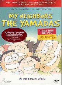 My Neighbors the Yamadas - (Region 1 Import DVD)