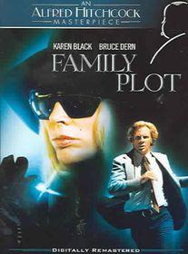 Family Plot - (Region 1 Import DVD)