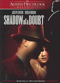 Shadow of a Doubt - (Region 1 Import DVD)