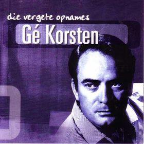 Ge Korsten - Die Vergete Opnames - Vol.1 (CD)