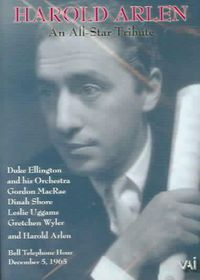 Harold Arlen:All Star Tribute - (Region 1 Import DVD)