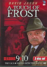Touch of Frost Season 9 & 10 - (Region 1 Import DVD)