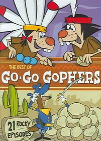 Go Go Gophers:Best of Go Go Gophers - (Region 1 Import DVD)