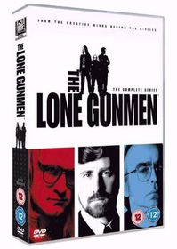 The Lone Gunmen: The Complete Series - (Import DVD)