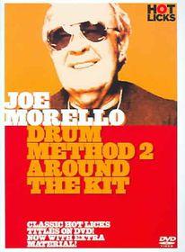 Joe Morello:Around the Kit - (Region 1 Import DVD)