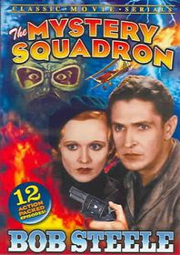 Mystery Squadron - (Region 1 Import DVD)