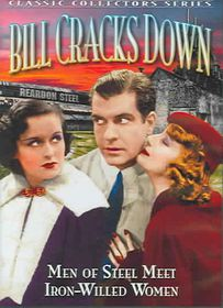 Bill Cracks Down - (Region 1 Import DVD)