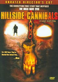 Hillside Cannibals - (Region 1 Import DVD)