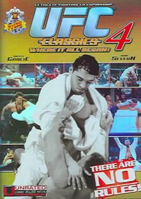 Ufc 4:Where It All Began! - (Region 1 Import DVD)