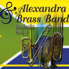 Alexandra Brass Band - Diphala - Vol.2 (CD)