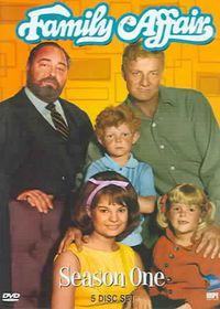 Family Affair Season 1 - (Region 1 Import DVD)