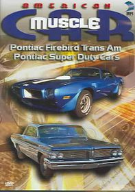 American Muscle Car:Pontiac Firebird - (Region 1 Import DVD)