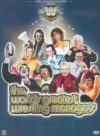 WWE Presents: The World's Greatest Wrestling Managers - (Region 1 Import DVD)