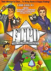 Ftpd Case File 1 - (Region 1 Import DVD)