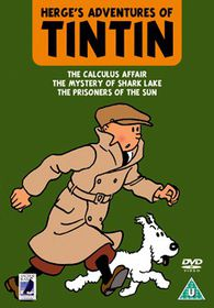 Tintin - 3 Feature Length Films - (Import DVD)