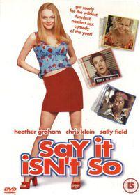 Say It Isn't So (Import DVD)